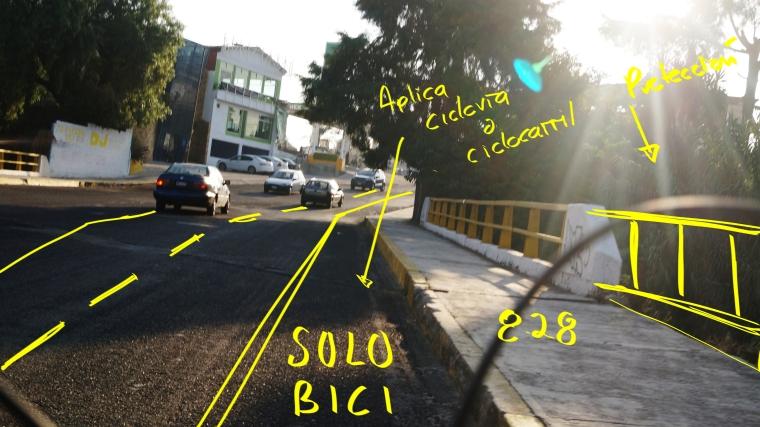 Las calles que pueden ser diferentes